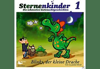 Karl Menke - Sternenkinder 1: Blinky,Der Kleine Drache  - (CD)