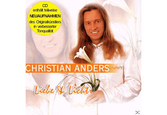 Christian Anders - Liebe & Licht (Enthält Re-Recordings)  - (CD)