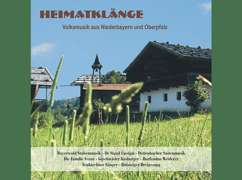 VARIOUS - Heimatklänge [CD]