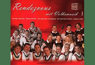 VARIOUS - Rendezvous mit Volksmusik  - (CD)
