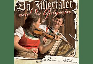 Da Zillertaler Und Die Geigerin - Madonna,Madonna  - (CD)