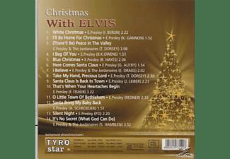 Elvis Presley - Christmas with  - (CD)