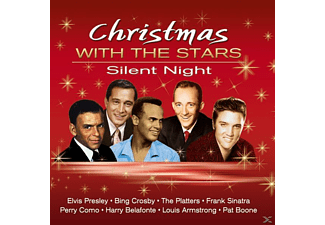VARIOUS - Christmas with the Stars,Silent Night  - (CD)