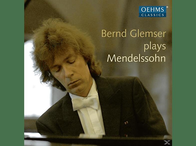 Bernd Glemser - Lieder Ohne Worte/Phantasie/Etüden [CD]