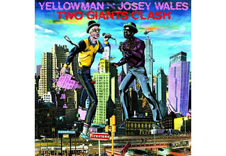 Yellowman, Josey Wales - Two Giants Clash - (Vinyl)