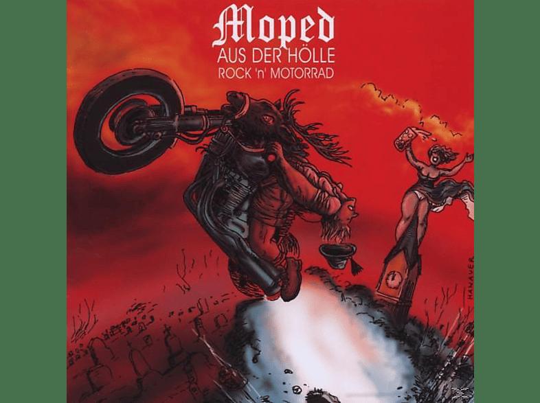 VARIOUS - Moped Aus Der Hölle [CD]