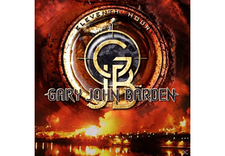 Gary John Barden - ELEVENTH HOUR  - (CD)