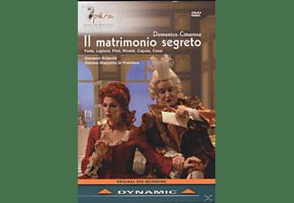 Rinaldi, Forte, Antonini, Pinti, Laplace, Caputo, Forte/Laplace/Pinti/Rinaldi/Caputo/Antonini/+ - Il Matrimonio Segreto  - (DVD)
