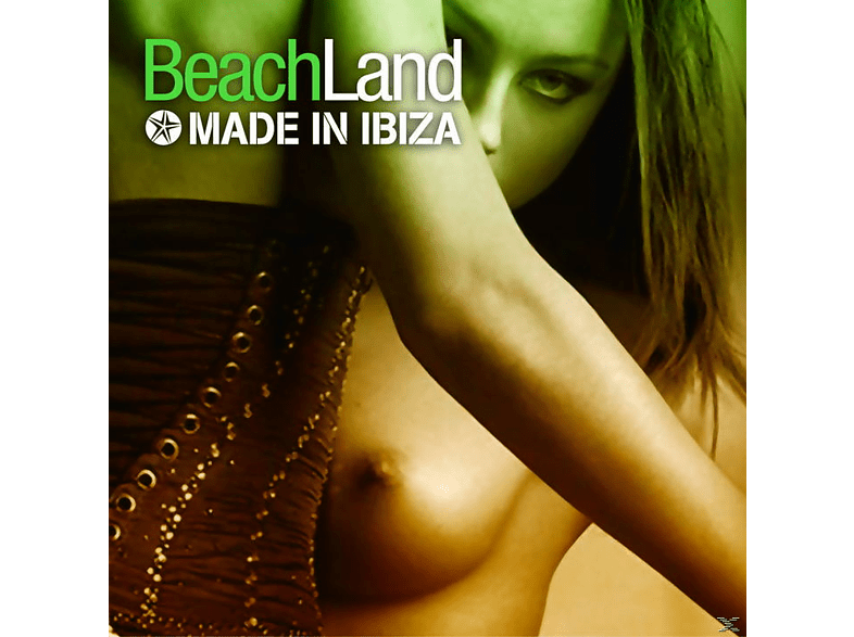 VARIOUS - Beach Land-Made In Ibiza [CD]