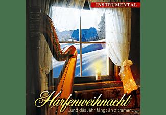 Eveline Schuler - Harfenweihnacht  - (CD)