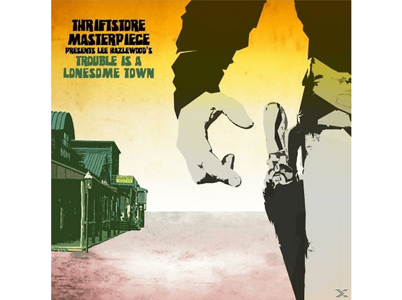 Thriftstore Masterpiece - Trouble Is A Lonesome Town [Vinyl]