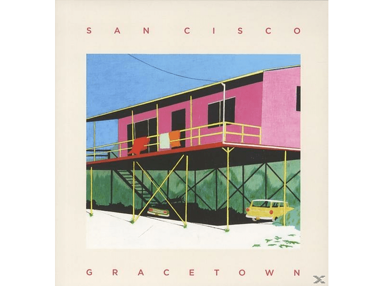 San Cisco - Gracetown [Vinyl]