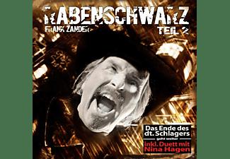 Frank Zander - Rabenschwarz Teil 2  - (CD)