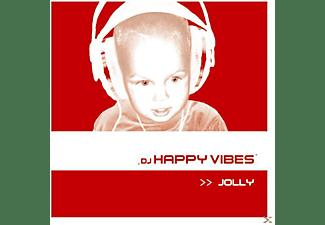 Dj Happy Vibes - Jolly  - (CD EXTRA/Enhanced)