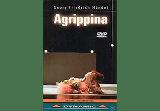 Jean Malgoire - Agrippina  - (DVD)