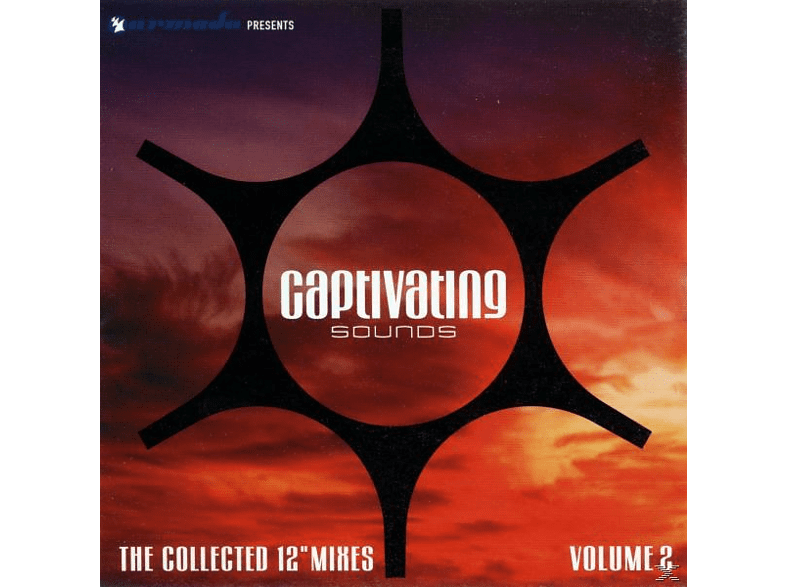 VARIOUS, various/captivating sounds - the collected 12inch  mixes vol.2 [CD]