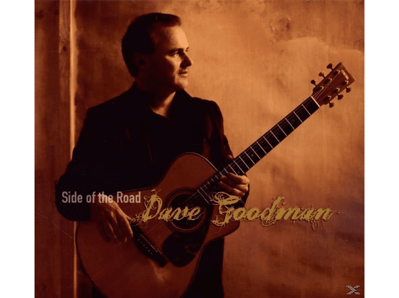 Dave Goodman - Side Of The Road [CD]