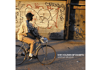 The Holmes Brothers - Simple Truths  - (CD)