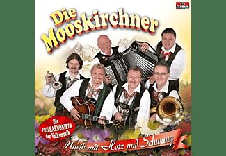 Die Mooskirchner - Musik mit Herz und Schwung  - (CD)