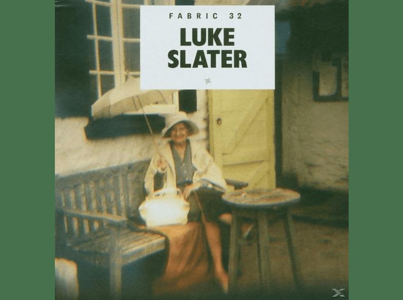 Luke Slater - Fabric 32 [CD]