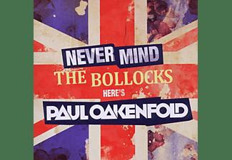 Paul & Various Oakenfold, Paul Oakenfold - Never Mind The Bollocks/Here's Oakenfold  - (CD)