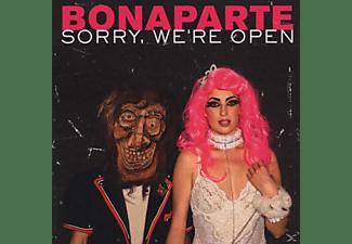 Bonaparte - Sorry We're Open  - (CD)