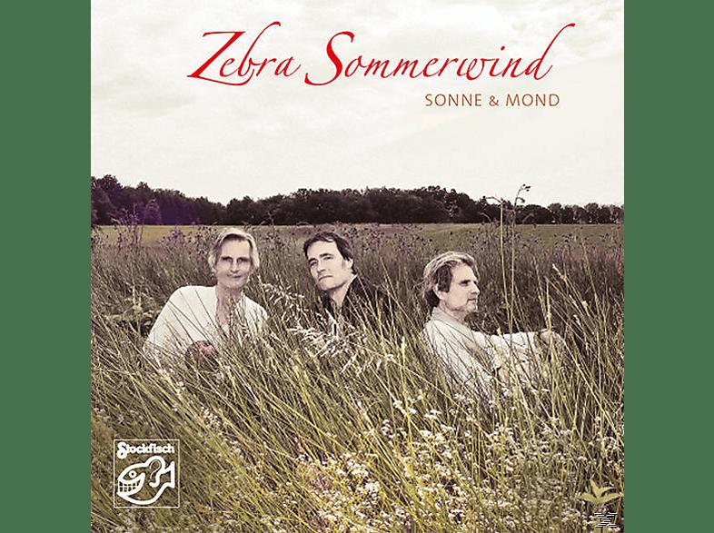 Zebra Sommerwind - Sonne & Mond [CD]