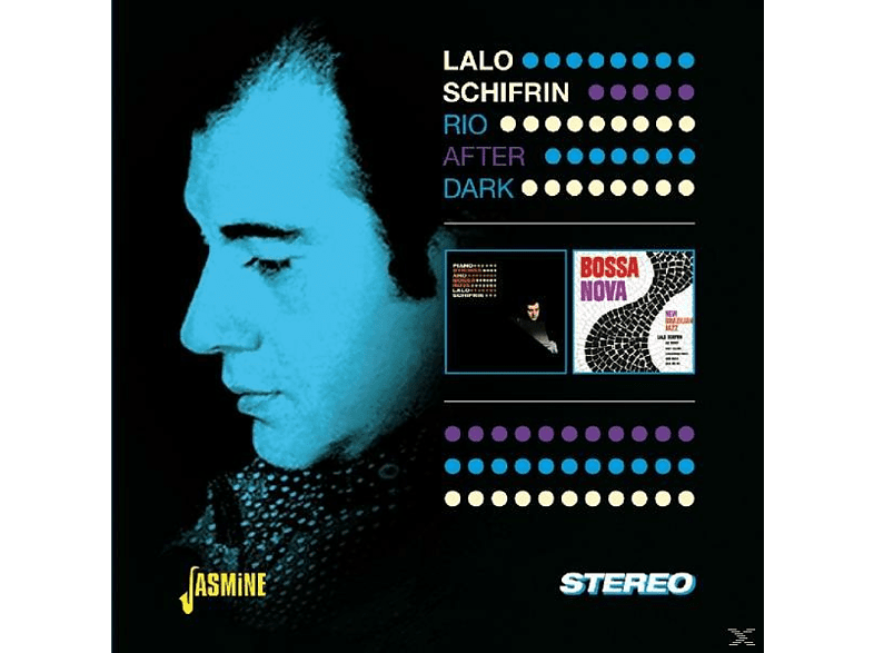 Lalo Schifrin - Rio After Dark [CD]