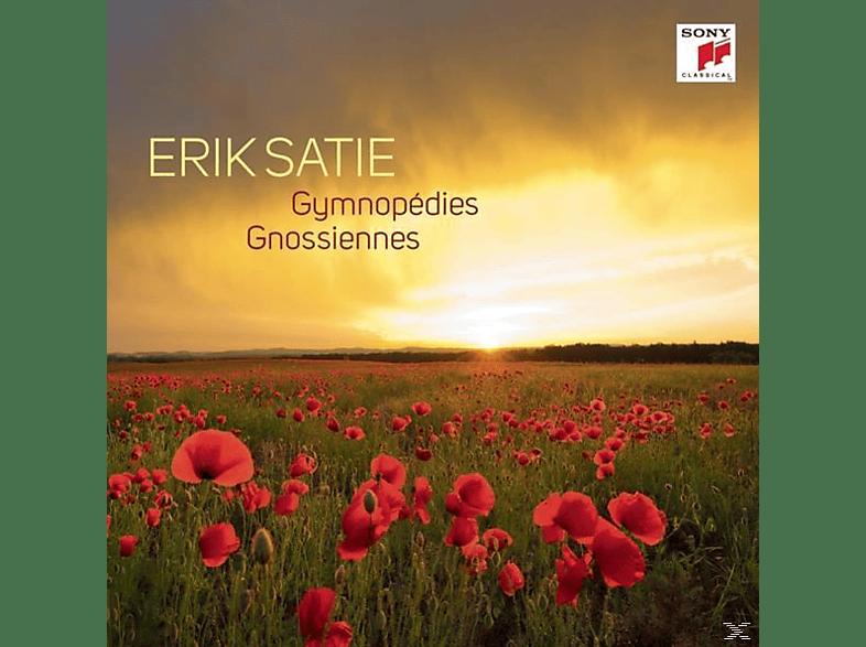 Philippe Entremont Daniel Varsano - Gymnopédies & Gnossiennes [CD]