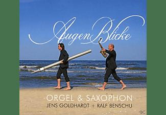 Benschu,Ralf/Goldhardt,Jens - Augenblicke  - (CD)