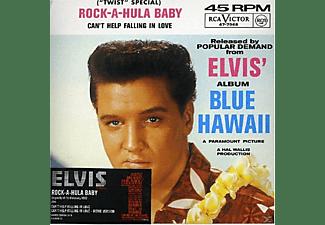 Elvis Presley - Rock-A-Hula Baby  - (5 Zoll Single CD (2-Track))