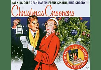 VARIOUS - CHRISTMAS CROONERS  - (CD)