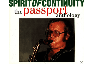 Passport - Spirit Of Continuity - The Passport Anthology - (CD)