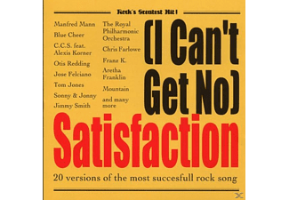 VARIOUS - I Can't Get No Satisfaction  - (CD)