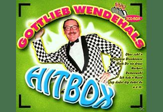 Gottlieb Wendehals - Hitbox  - (CD)