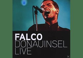 Falco - DONAUINSEL LIVE  - (CD)