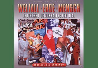 VARIOUS - Weltall Erde Mensch  - (CD)