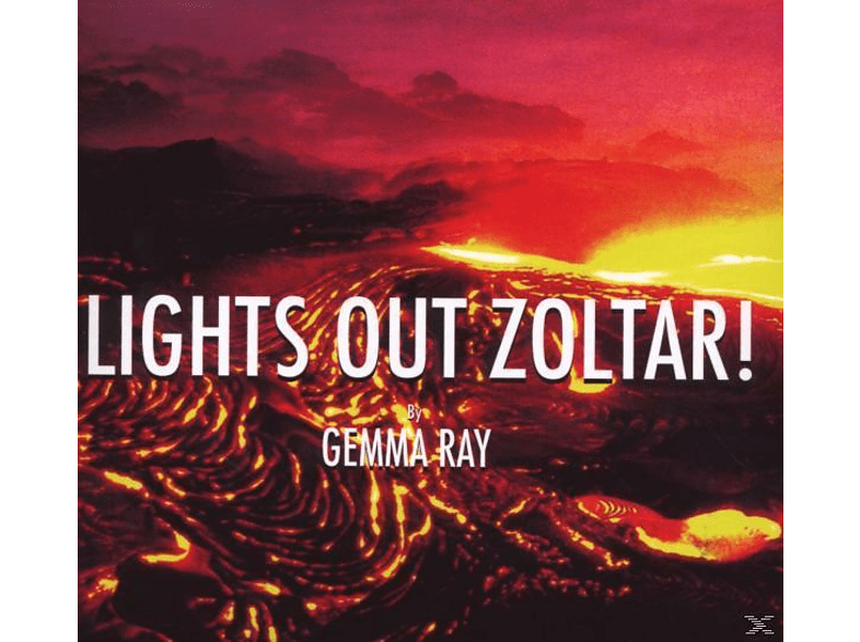 Gemma Ray - Lights Out Zoltar! [CD]