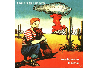 Four Star Mary - Welcome Home  - (CD)
