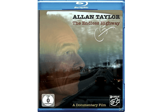 Allan Taylor - The Endless Highway  - (Blu-ray)