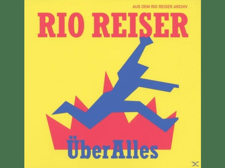 Rio Reiser - Über Alles [CD]