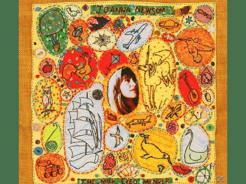 Joanna Newsom - The Milk-Eyed Mender [CD]
