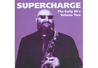Supercharge - THE EARLY 80 S 2 (KING SIZE)  - (CD)