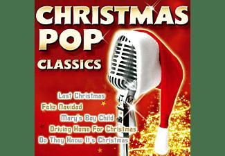 VARIOUS - Christmas Pop Classics  - (CD)