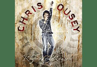 Chris Ousey - Rhyme & Reason  - (CD)