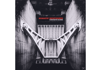 Somatic Responses - concrete glider  - (CD)
