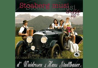 Stoaberg Musi/Wuidrosen/Stadlbauer - Stoaberg Musi Trifft Wuidrosen  - (CD)