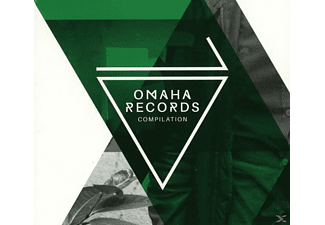 VARIOUS - Omaha Records Compilation - (CD)