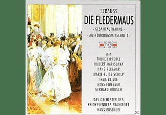 Orch.D.Reichssenders Frankfurt - Die Fledermaus  - (CD)