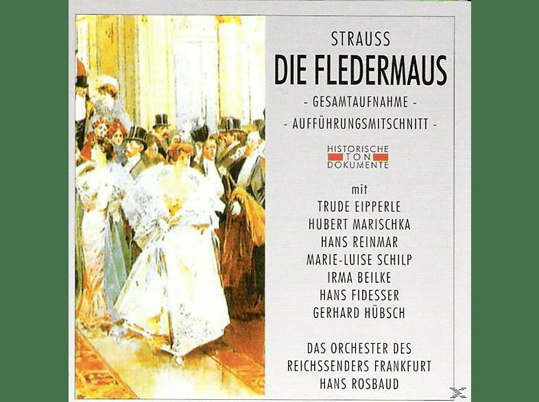 Orch.D.Reichssenders Frankfurt - Die Fledermaus [CD]